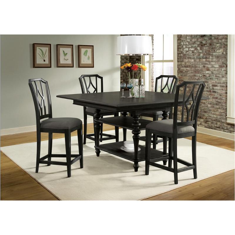 21733 riverside furniture corinne gathering ht dining table Dinette Table