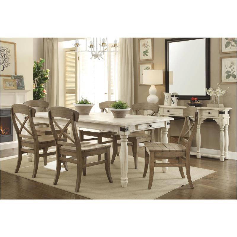 27350 Riverside Furniture Regan Rectangular Dining Table