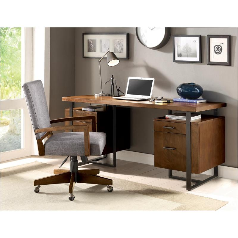 Riverside Home Office Executive Desk 44732: 98832 Riverside Furniture Terra Vista Double Pedestal Desk