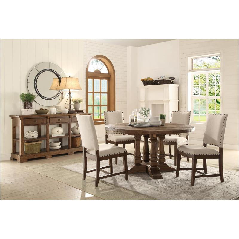 23651 riverside furniture hawthorne round dining table - Hawthorne bedroom furniture collection ...