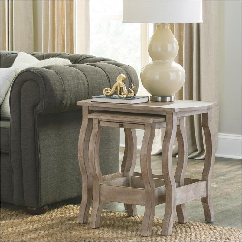 44408 Riverside Furniture Juniper Living Room Nesting End Table
