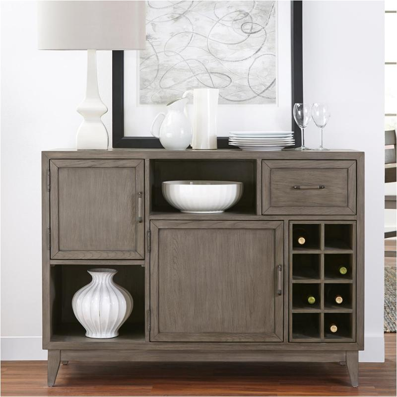 46154 Riverside Furniture Vogue Dining Room Console Sideboard