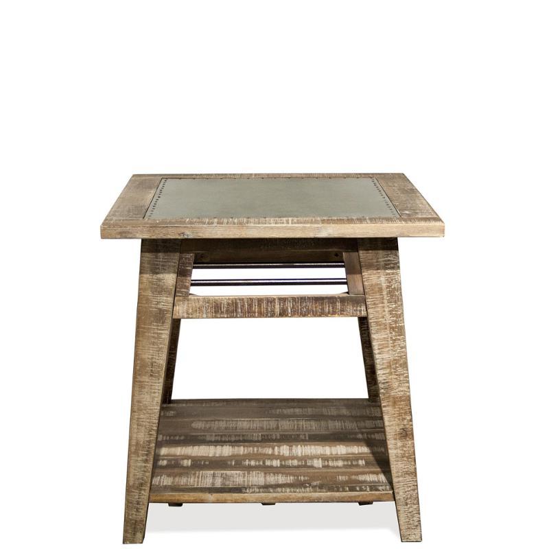 12309 Riverside Furniture Rowan End Table