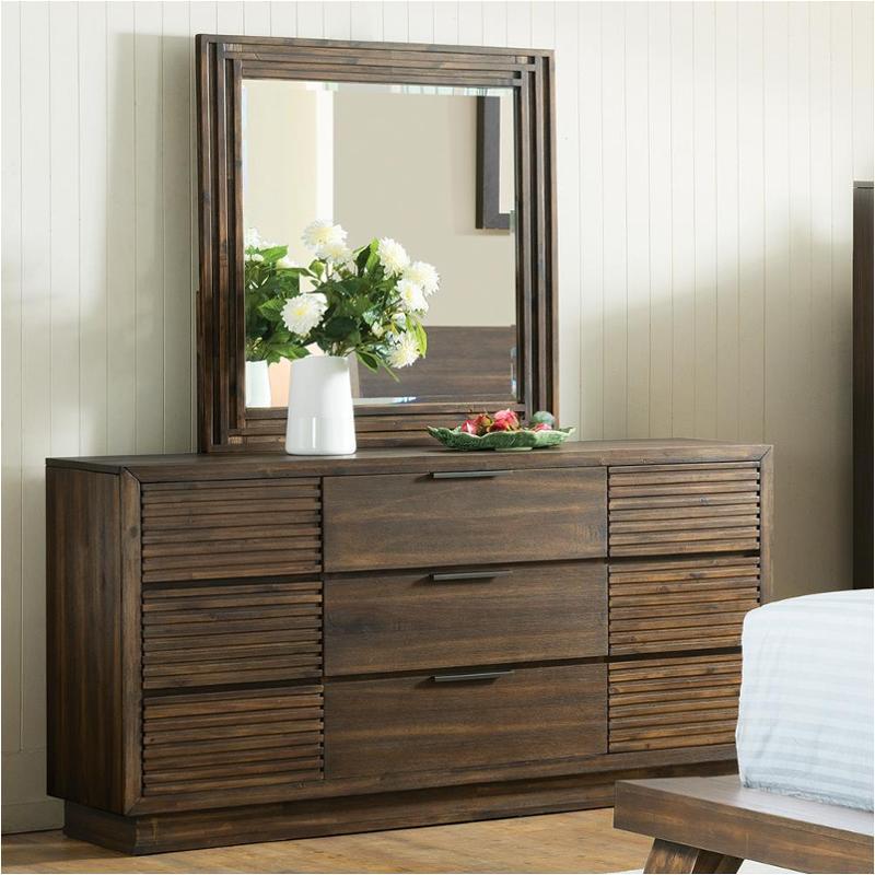 29360 Riverside Furniture Modern Gatherings Two 9 Drawer Dresser