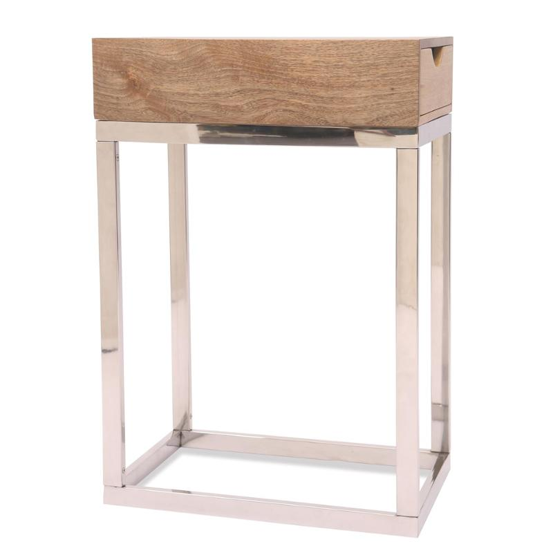 50411 Riverside Furniture Gardner Living Room Chairside Table