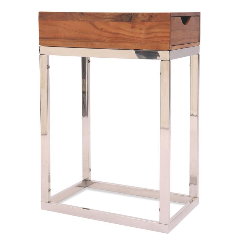 50413 Riverside Furniture Gardner Living Room Chairside Table