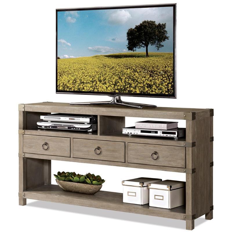 59415 Riverside Furniture Myra Living Room Sofa Table