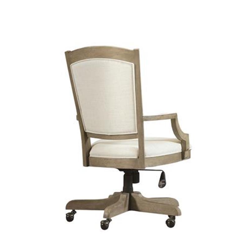 Terrific 59428 Riverside Furniture Myra Upholstered Desk Chair Download Free Architecture Designs Scobabritishbridgeorg