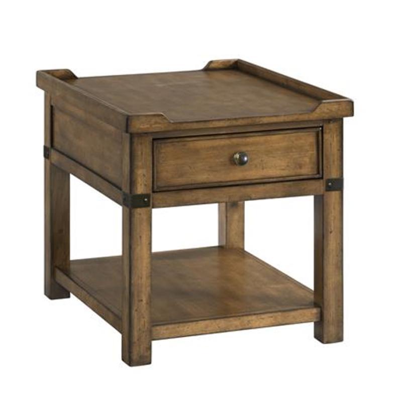 26109 riverside furniture carter living room end table