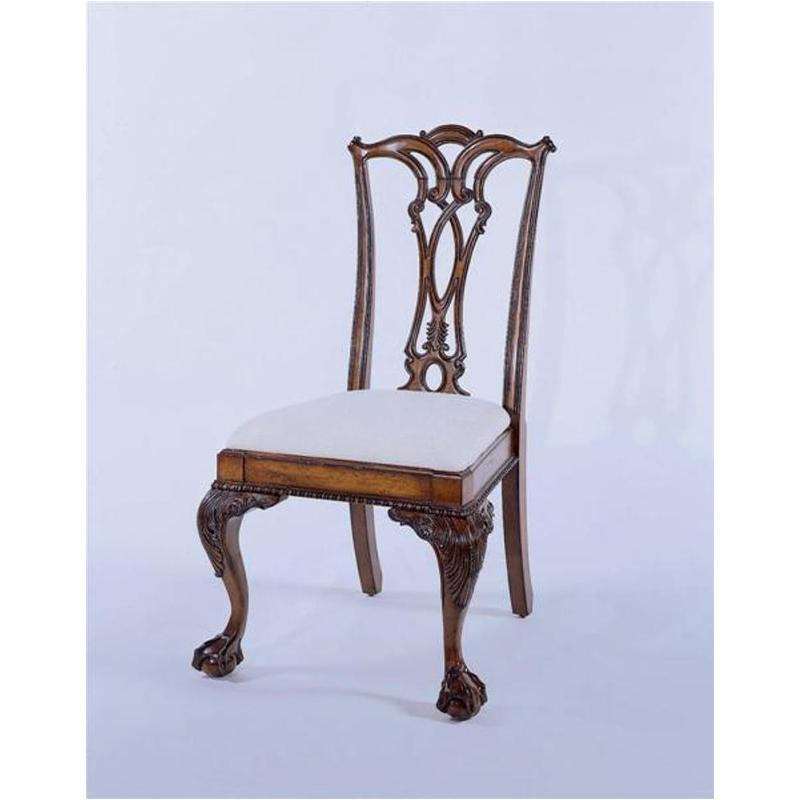 Marvelous 434 30 310 Hooker Furniture Danforth Ball Claw Desk Chair Dark Machost Co Dining Chair Design Ideas Machostcouk