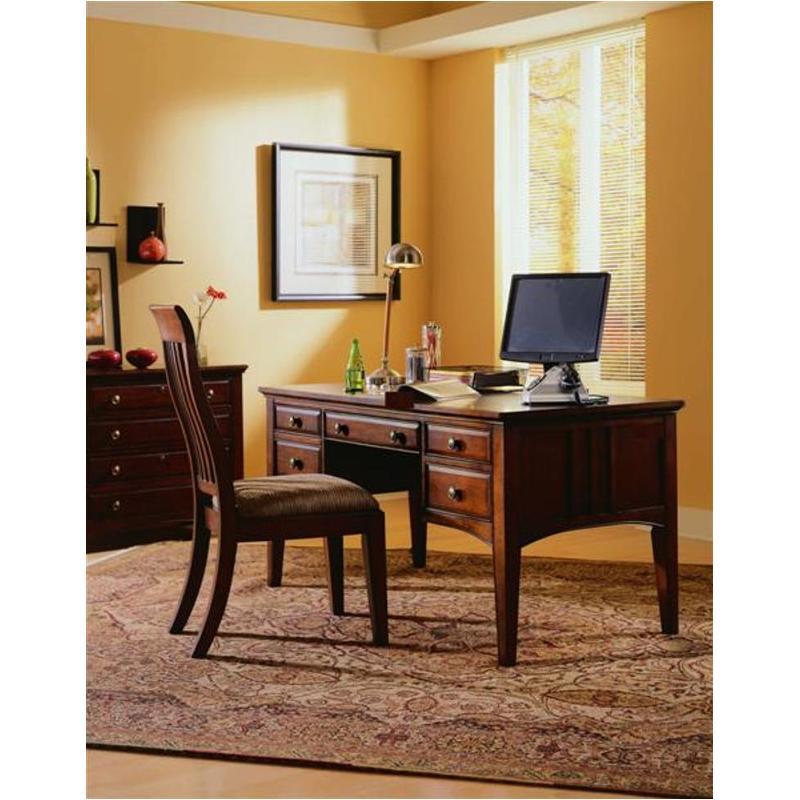 Magnificent 436 10 158 Hooker Furniture Danforth Writing Desk Customarchery Wood Chair Design Ideas Customarcherynet
