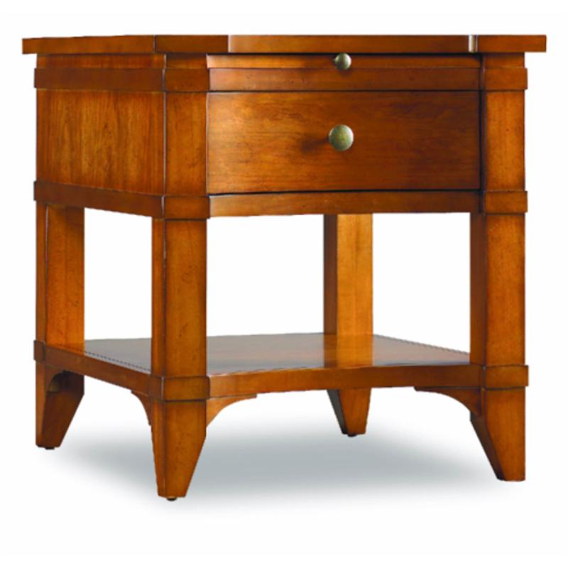 636 80 113 Furniture Abbott Place Light Cherry End Table