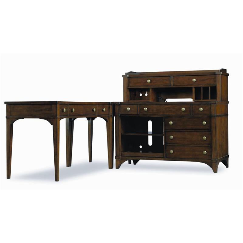 637 10 364 Furniture Abbott Place Dark Cherry Credenza With Hutch