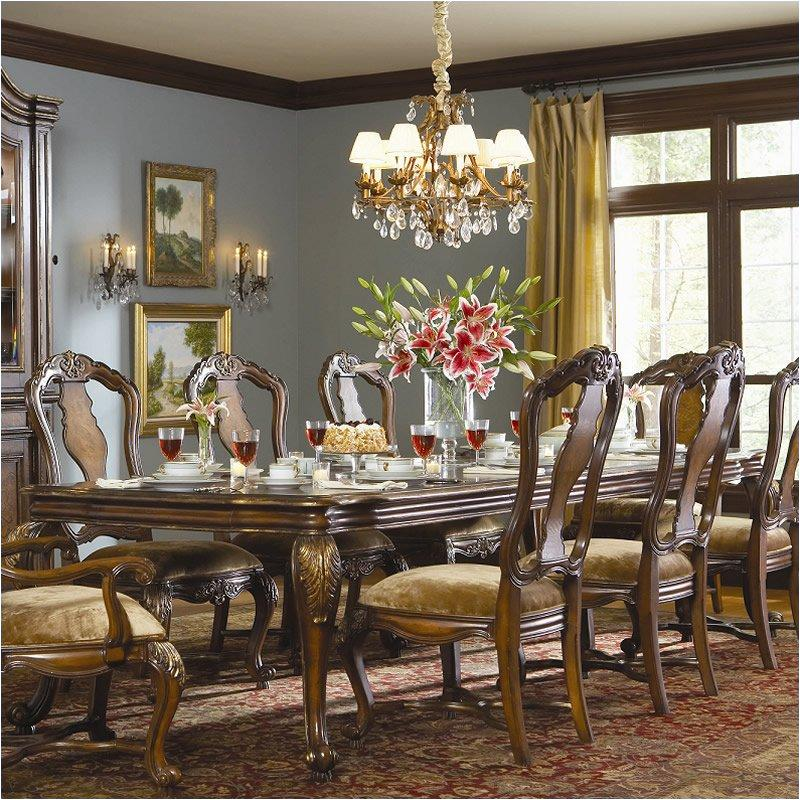 698 75 200 Hooker Furniture Beladora Dining Room Dining Table