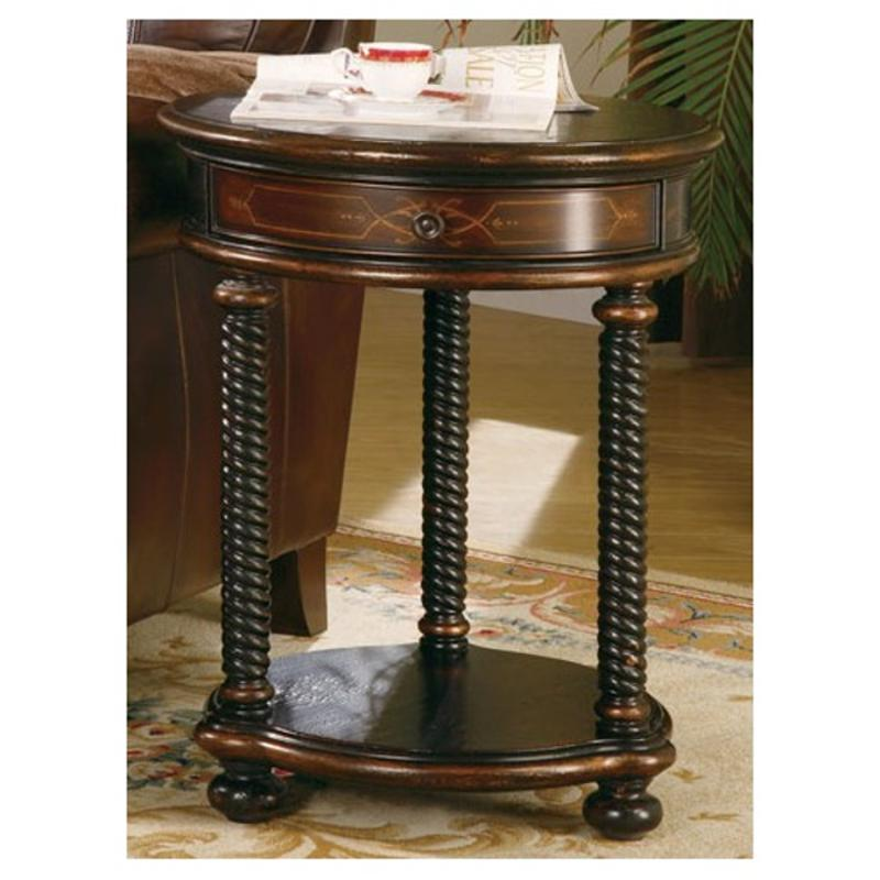 Brilliant 989 50 104 Hooker Furniture Preston Ridge Round Accent Table Beatyapartments Chair Design Images Beatyapartmentscom