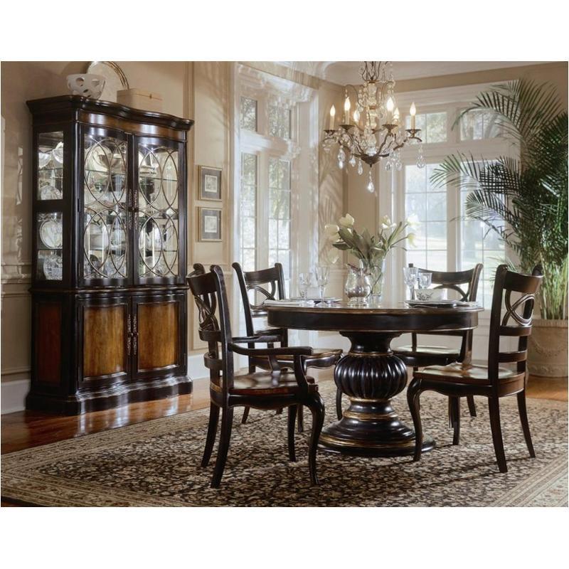 864 75 002 Hooker Furniture Preston Ridge Dining Room Dining Table