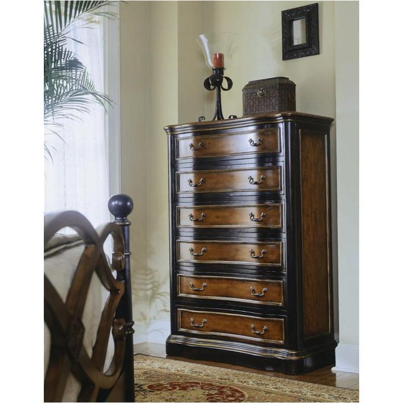 864-90-010 Hooker Furniture Preston Ridge Bedroom 6 Drawer Chest