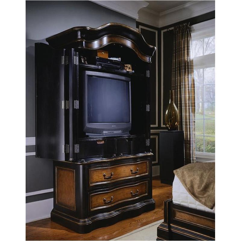 864-90-114 Hooker Furniture Preston Ridge Bedroom Armoire