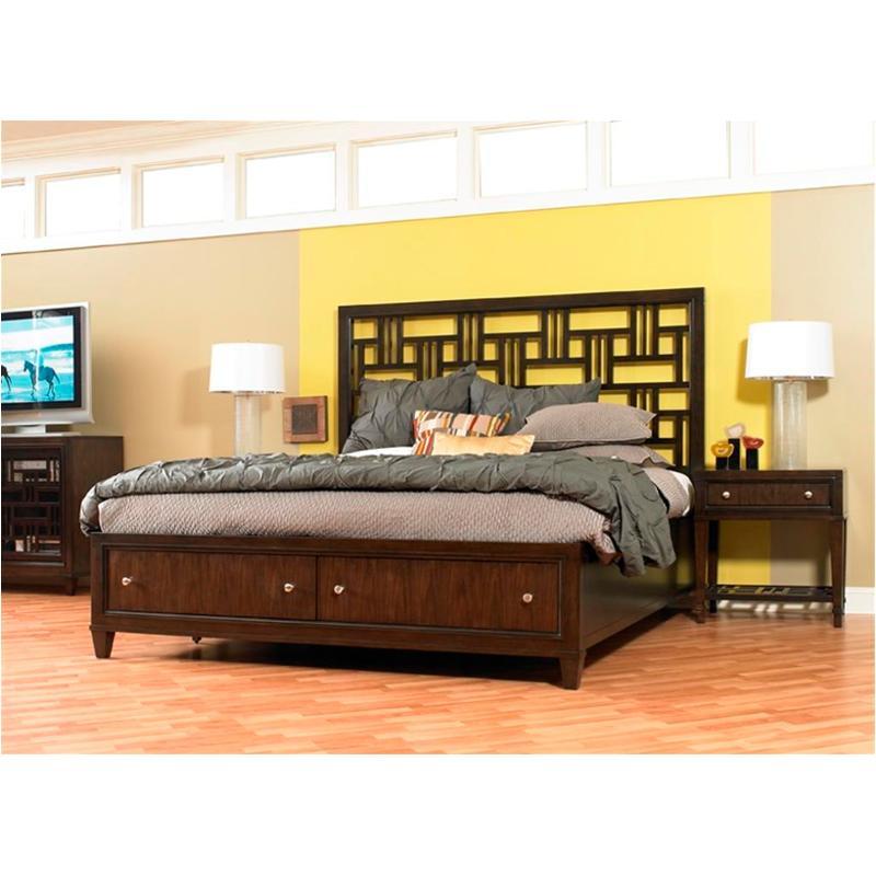 1030 91267 Ck St Hooker Furniture Ludlow Bedroom Bed