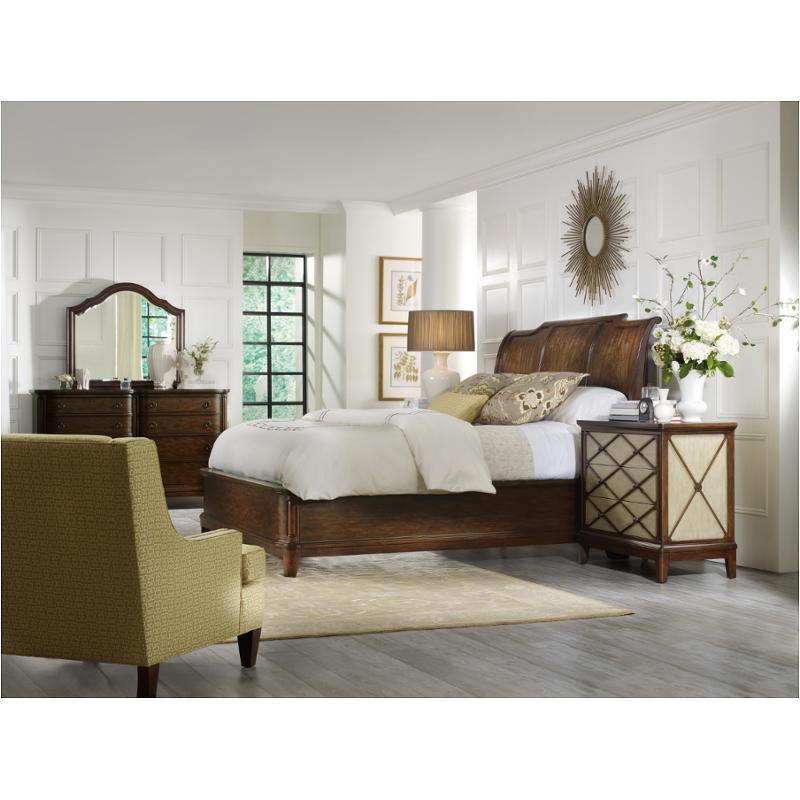Furniture Ca: 5067-90567-ck Hooker Furniture Classique Bed