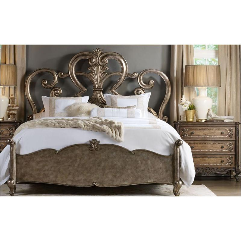 5270 90151 Hooker Furniture Rhapsody Bedroom Bed