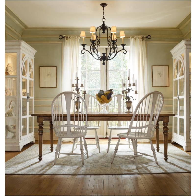 5148 75200 Hooker Furniture Chic Coterie Dining Room