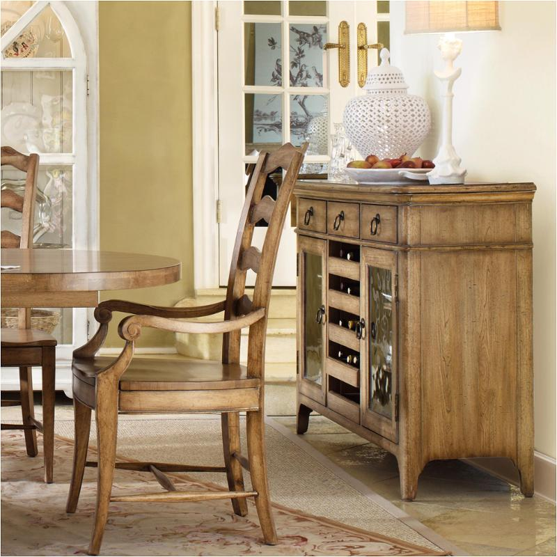 5148 75300 Hooker Furniture Chic Coterie Dining Room