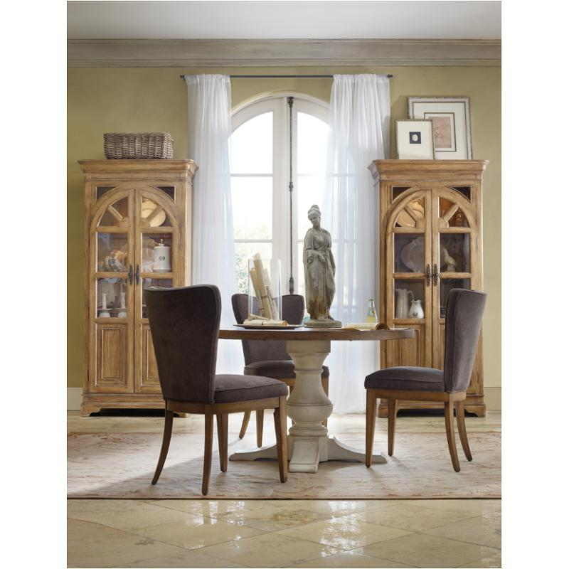5149 75002 Hooker Furniture Chic Coterie 48in Round