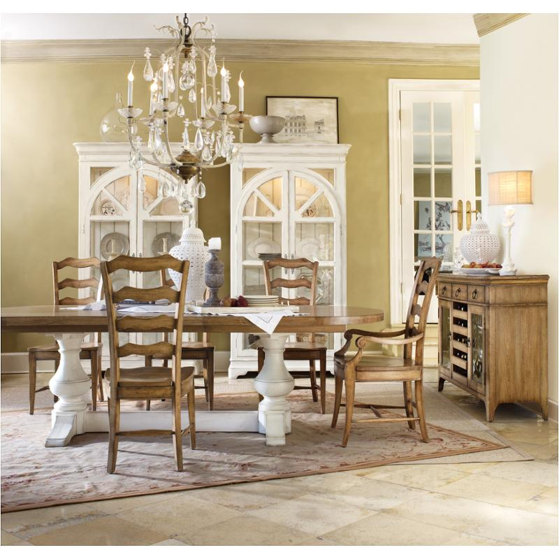 5149 75004 Hooker Furniture Chic Coterie Dining Room