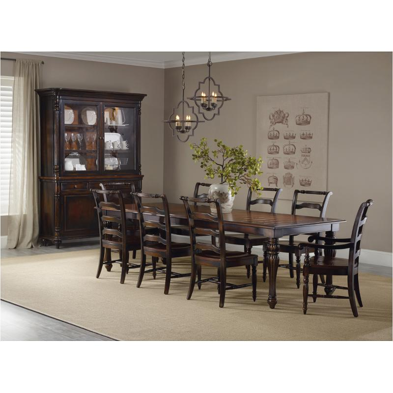 5177 75200 Hooker Furniture Eastridge Dining Room Dining Table