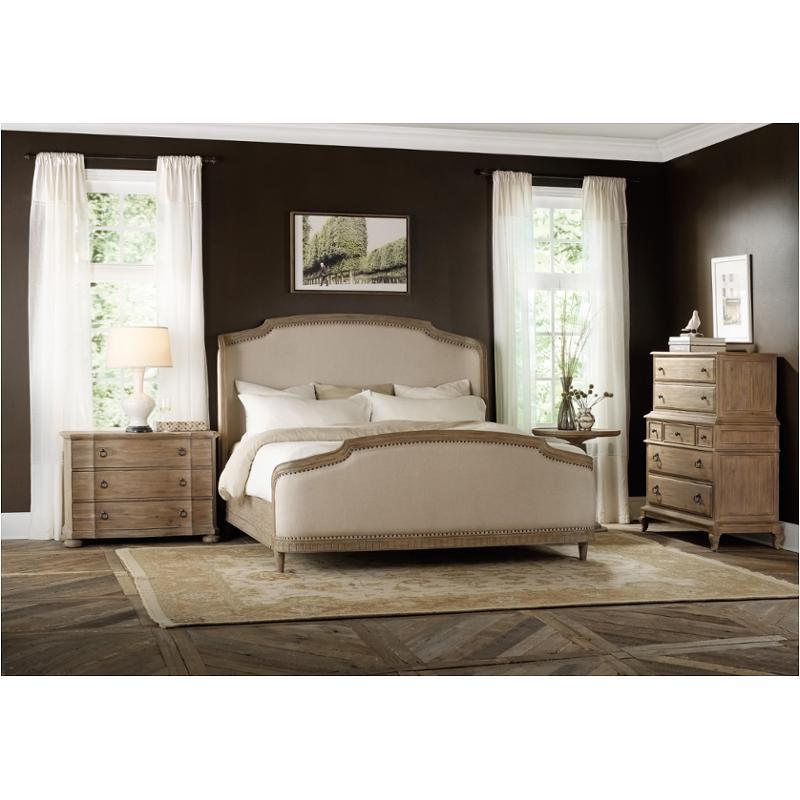 5180-90867 Hooker Furniture Corsica - Natural Bed