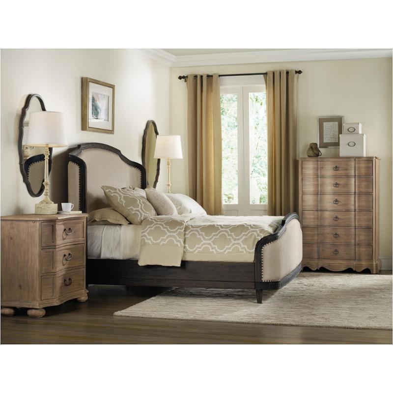 5280-90867 Hooker Furniture Corsica - Espresso Bed