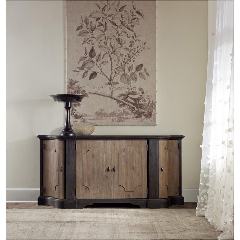 Hooker Furniture Corsica Credenza Espressonatural - Hooker corsica dining table