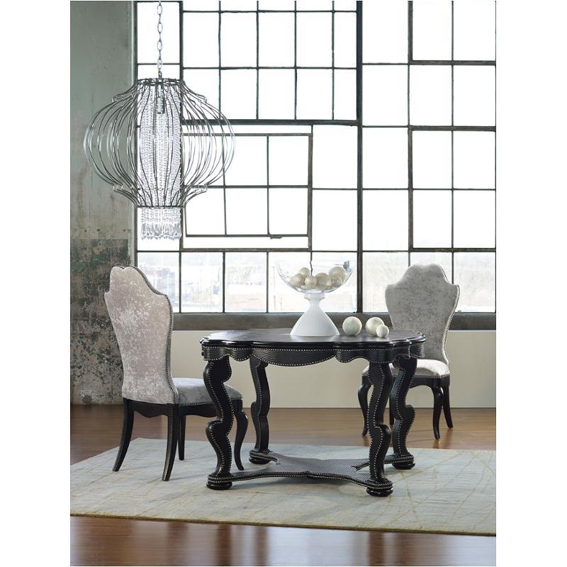 Fabulous 638 75017 Hooker Furniture Melange Bohemian Black Croc Side Chair Cjindustries Chair Design For Home Cjindustriesco