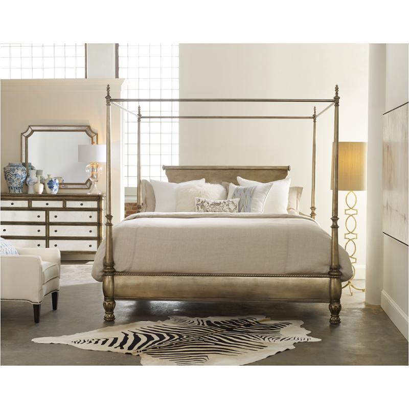 638 90967 Cn Hooker Furniture Eastern King Poster Bed With Canopy