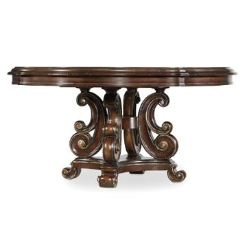5272 75002 hooker furniture grand palais dining room dinette table