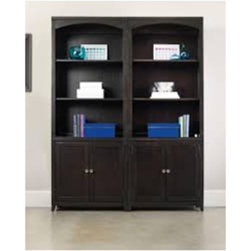 furniture telluride hutch hooker home bookcases bookcase office iteminformation