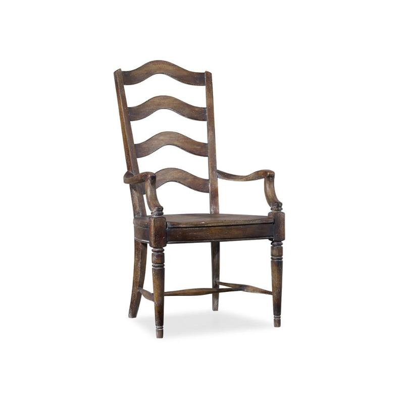 Miraculous 5343 75300 Hooker Furniture Willow Bend Ladderback Arm Chair Forskolin Free Trial Chair Design Images Forskolin Free Trialorg