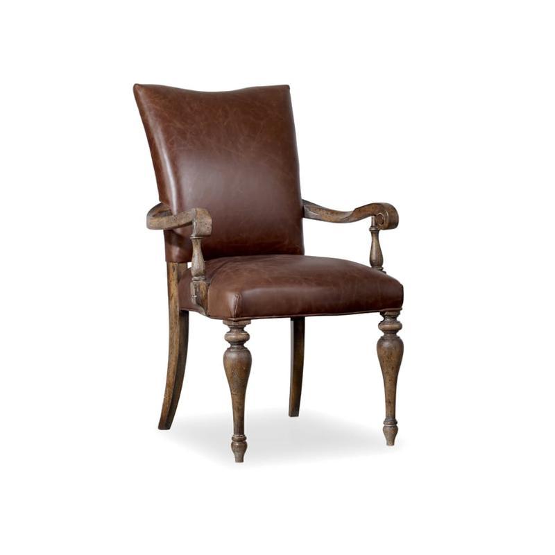 Astonishing 5343 75500 Hooker Furniture Willow Bend Upholstered Arm Chair Forskolin Free Trial Chair Design Images Forskolin Free Trialorg