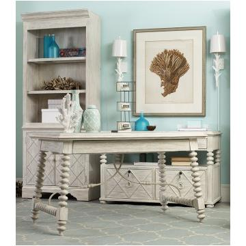 5325 10452 hooker furniture sunset point hatters white home office desk - Hooker Furniture Home Office
