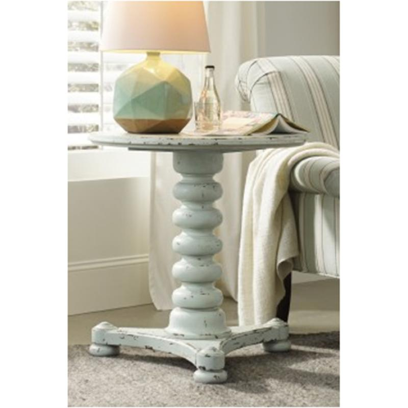 5326 90015 Hooker Furniture Sunset Point   Jhons Blue Bedroom Nightstand