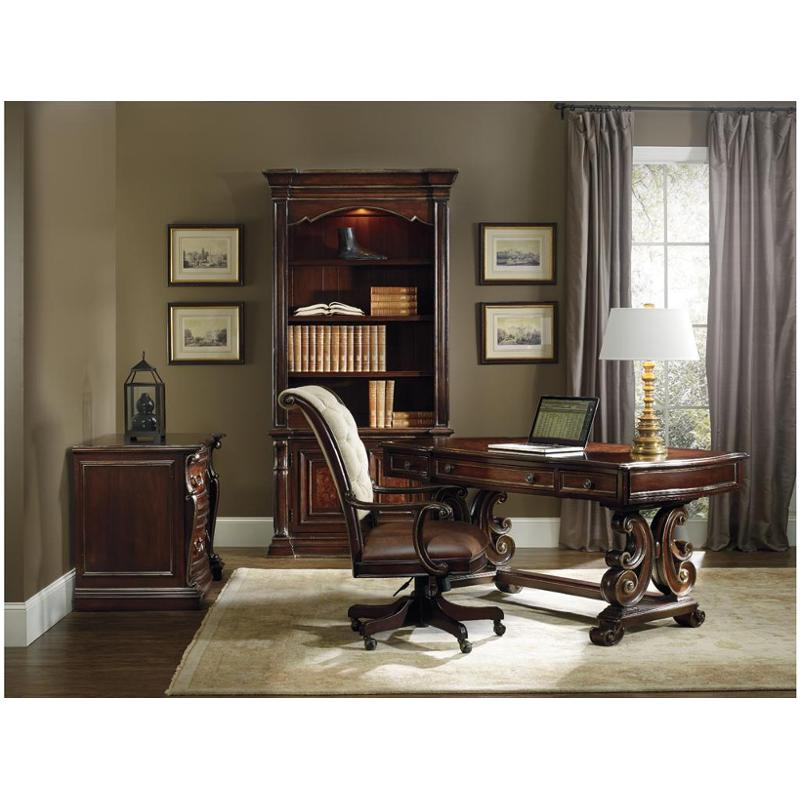 4848 Hooker Furniture Grand Palais Writing Desk 48in Extraordinary Hooker Furniture Home Office