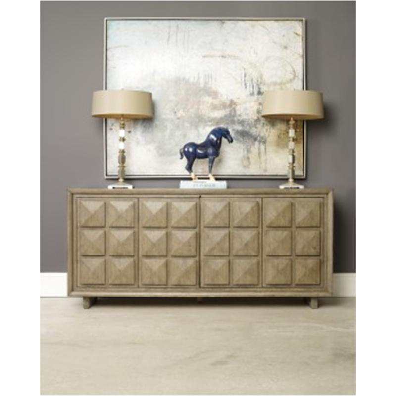 5301-55474 Hooker Furniture Chatelet Entertainment Console 74in