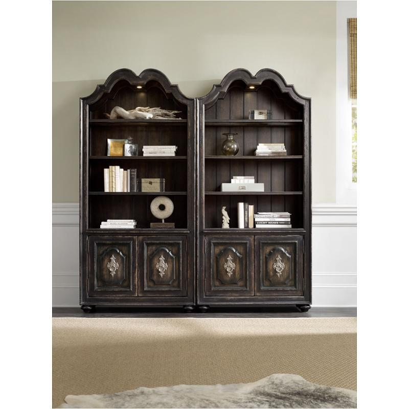 bookcases l set file wendover htm hooker piece bookcase furniture
