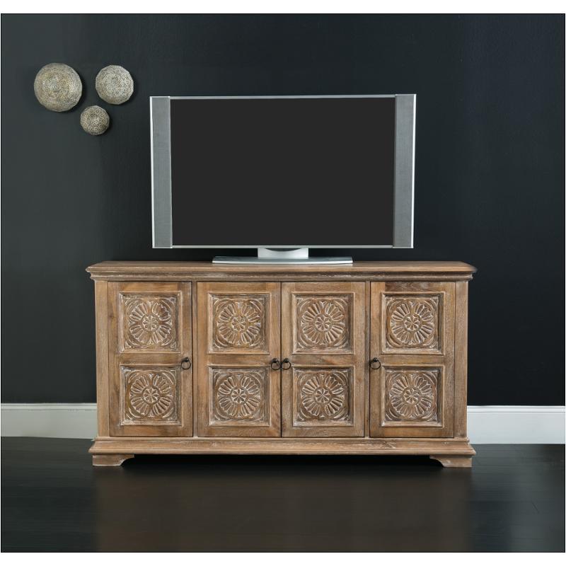 5515 55468 Ltwd Hooker Furniture Glen Hurst 68in Entertainment Console