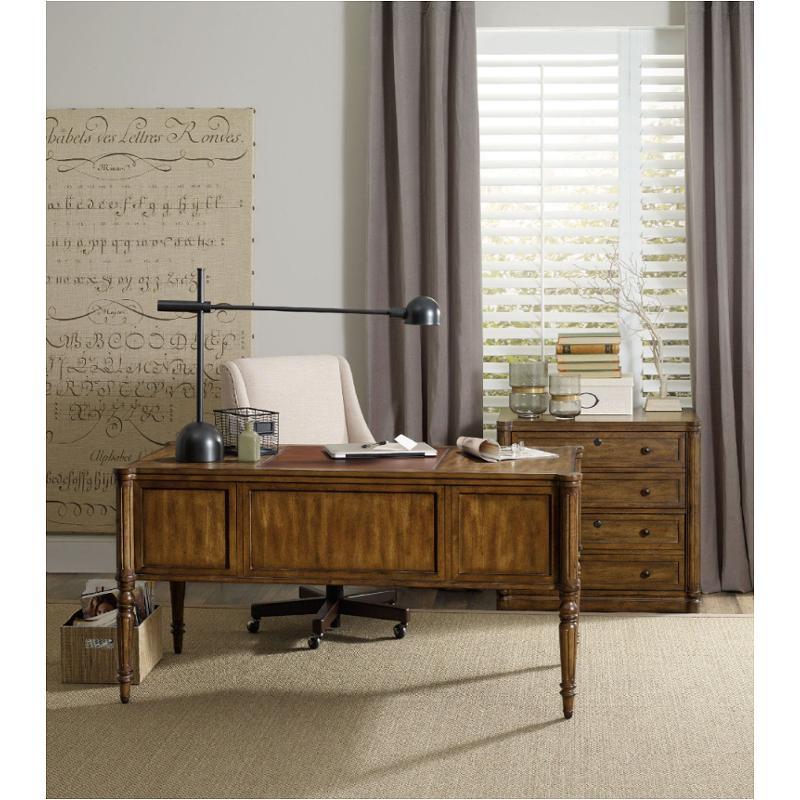 5600 10458 Hooker Furniture Saint Armand Home Office Desk