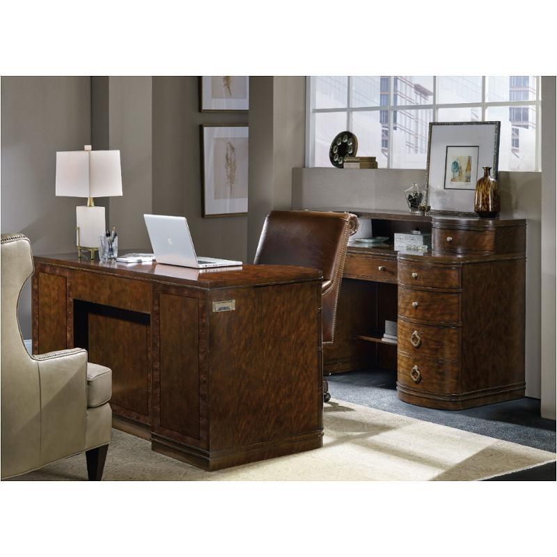 5336 10462 Hooker Furniture Skyline Home Office Desk