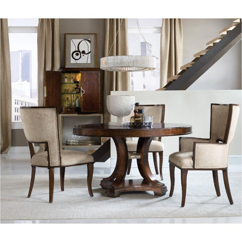 5336 75203 Hooker Furniture Skyline Dining Room Dining Table