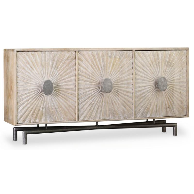 5560 55468 Ltwd Hooker Furniture 68in Entertainment Console