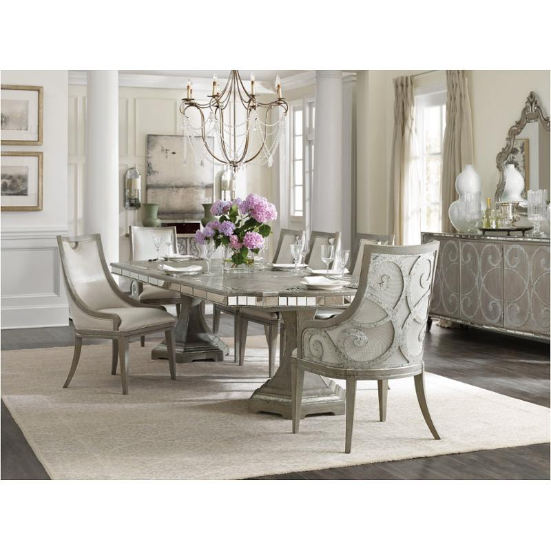 Delightful 5603 75004 Ltbr Hooker Furniture Sanctuary Epoque Dining Room Dining Table Good Looking